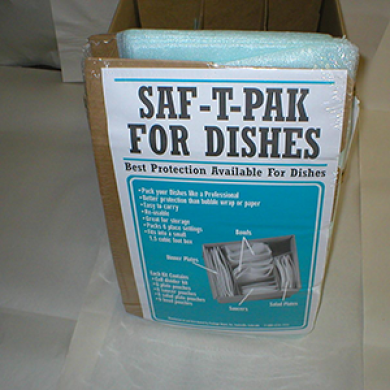 SAF-T-DISH, PACKING SUPPLIES, SELF STORAGE, MARLBOROUGH MA